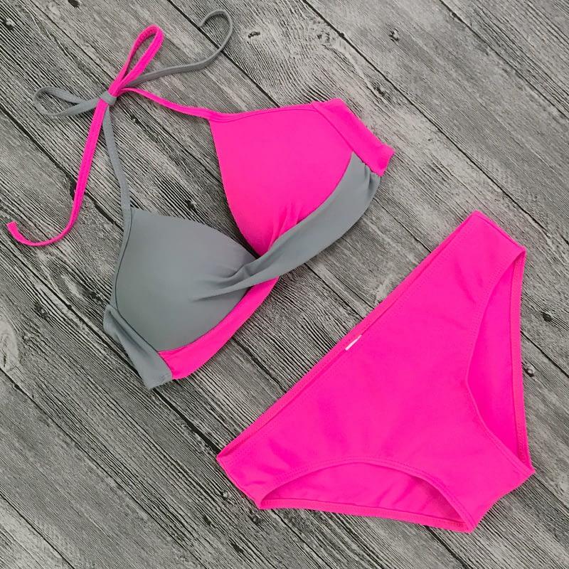 Sexy Bikini Swimwear, Women's Bathing Suit Biquini Brazilian Bikini Set 11