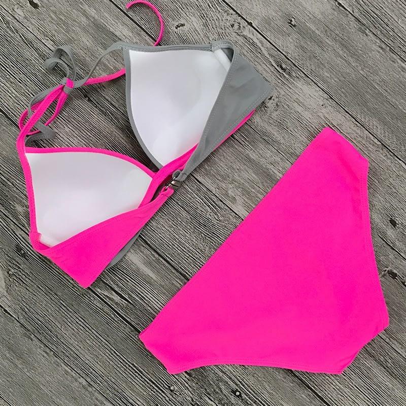 Sexy Bikini Swimwear, Women's Bathing Suit Biquini Brazilian Bikini Set 12