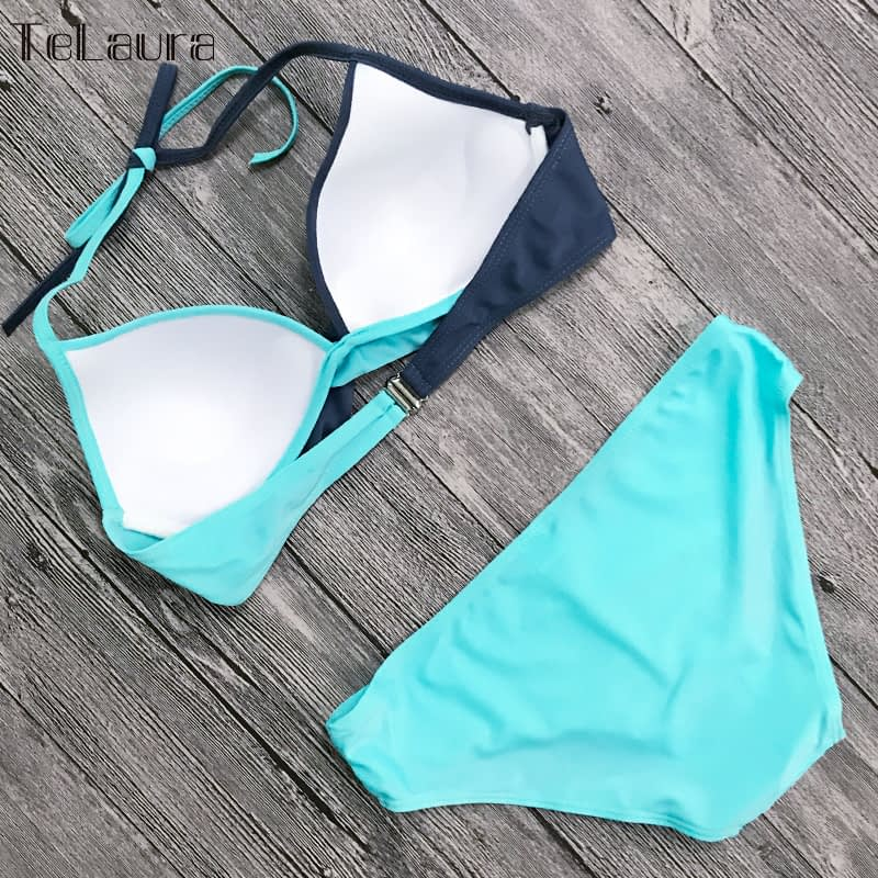 Sexy Bikini Swimwear, Women's Bathing Suit Biquini Brazilian Bikini Set 15