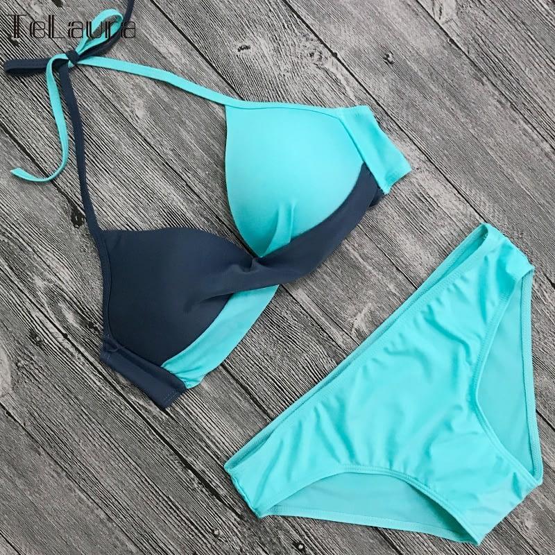 Sexy Bikini Swimwear, Women's Bathing Suit Biquini Brazilian Bikini Set 14