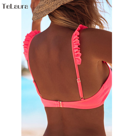 2019 Sexy Bikini Swimwear, Women's Push Up Bikinis, Biquini Bathing Suit 3