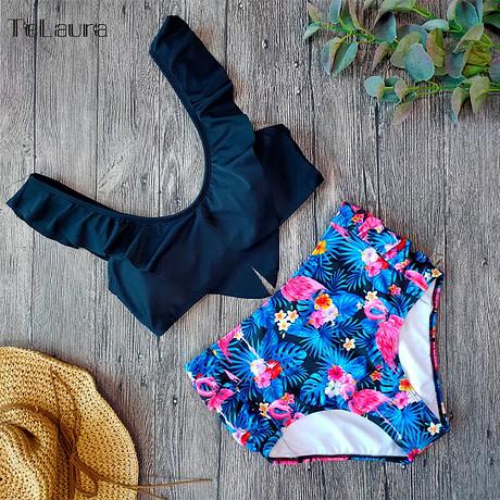 2020-New-Arrival-Sexy-High-Waist-Bikini-Swimwear-Women-Swimsuit-Push-Up-Biquini-Ruffle-Bathing-Suit-4.jpg