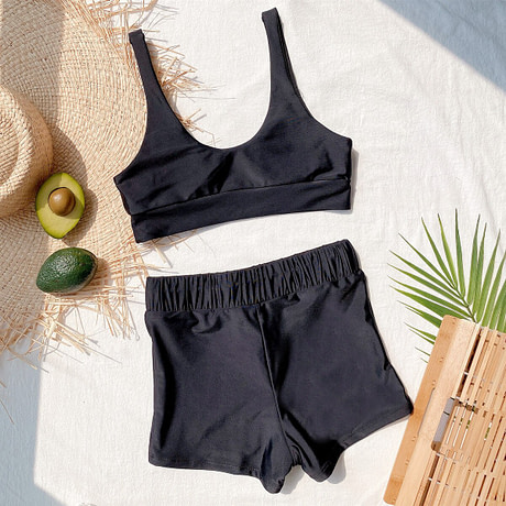 Sexy-Solid-Black-Bikini-Set-Women-Sport-Drawstring-Bathing-Suit-Two-Piece-Swimsuit-Bathers-Bathing-Suit-4.jpg