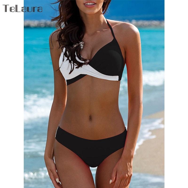 Sexy Bikini Swimwear, Women's Bathing Suit Biquini Brazilian Bikini Set 5