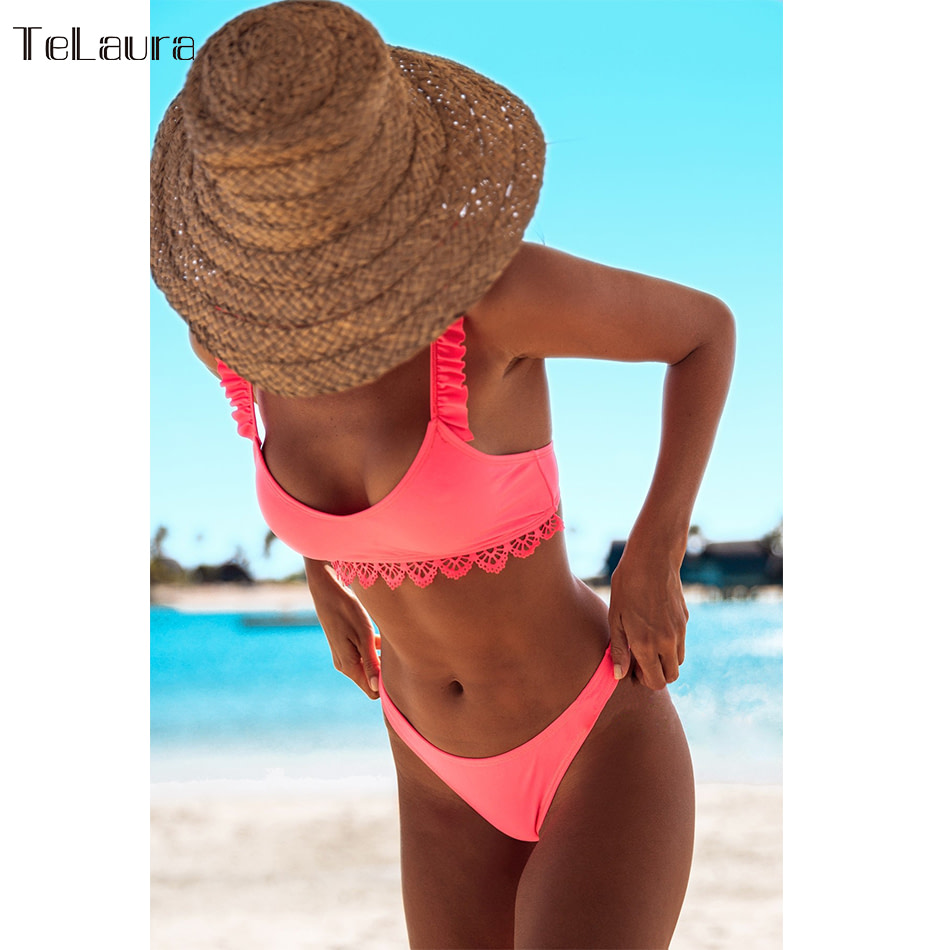2019 Sexy Bikini Swimwear, Women's Push Up Bikinis, Biquini Bathing Suit 12