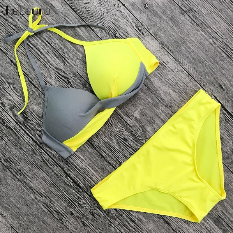 Sexy Bikini Swimwear, Women's Bathing Suit Biquini Brazilian Bikini Set 24