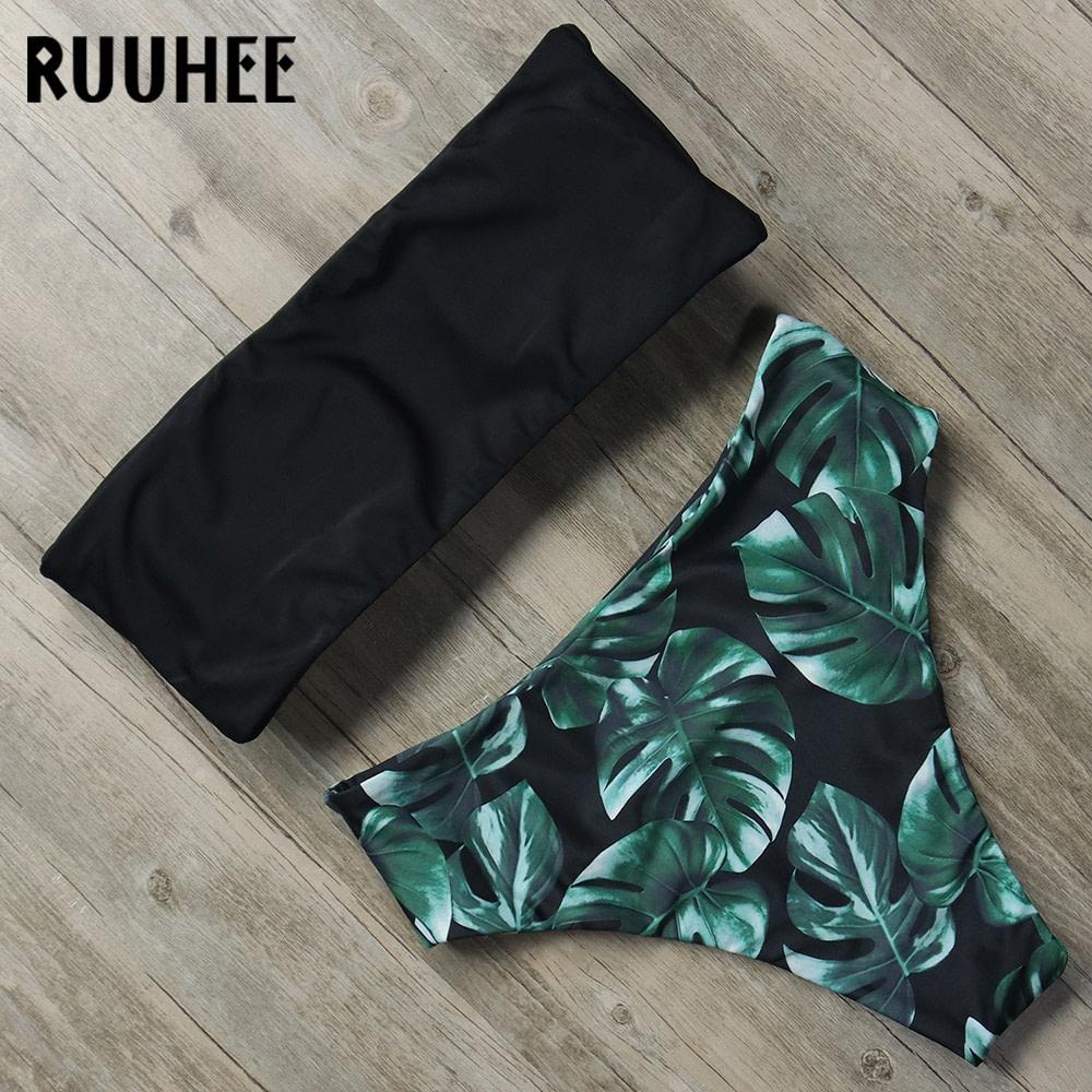 Bandage Bikini, Women's Swimsuit, High Waist, Bikini Set, 2019 Bathing Suit, Push Up Maillot De Bain Femme Beachwear 16