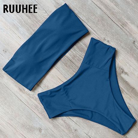 Bandage Bikini, Women's Swimsuit, High Waist, Bikini Set, 2019 Bathing Suit, Push Up Maillot De Bain Femme Beachwear 2