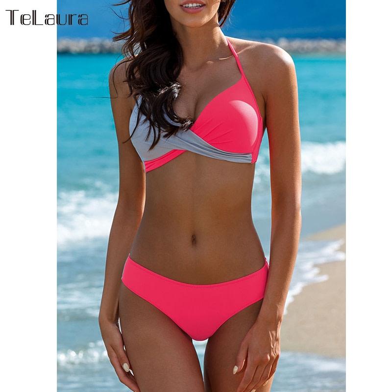 Sexy Bikini Swimwear, Women's Bathing Suit Biquini Brazilian Bikini Set 3