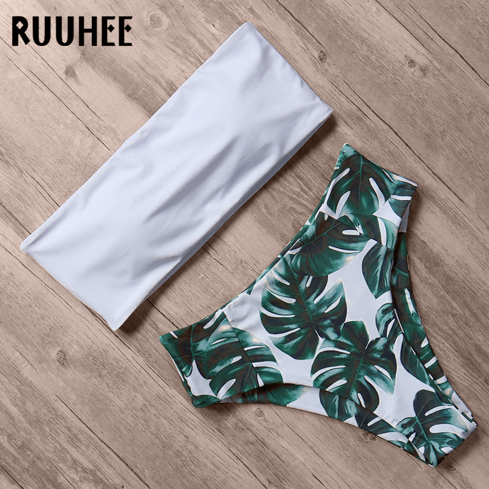 Bandage Bikini, Women's Swimsuit, High Waist, Bikini Set, 2019 Bathing Suit, Push Up Maillot De Bain Femme Beachwear 17