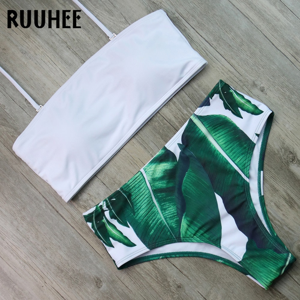 Bandage Bikini, Women's Swimsuit, High Waist, Bikini Set, 2019 Bathing Suit, Push Up Maillot De Bain Femme Beachwear 29