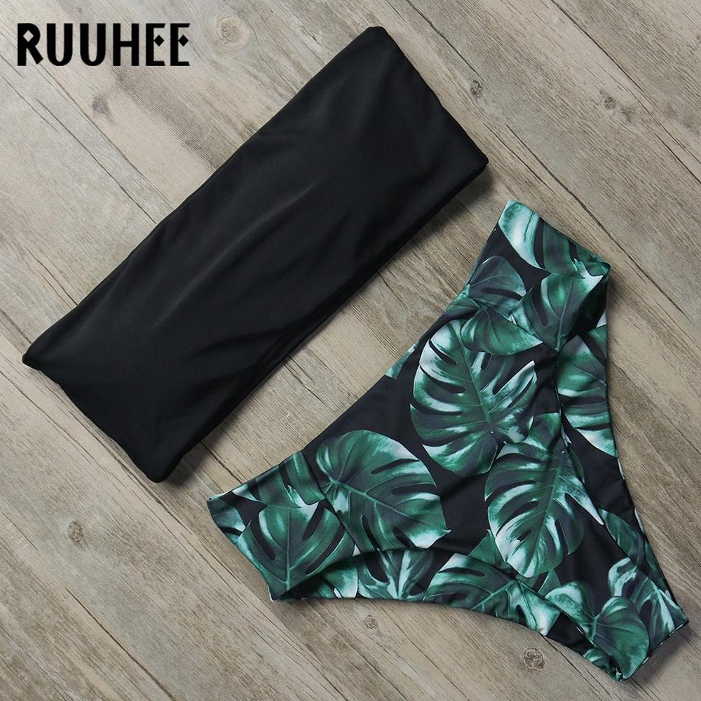 Bandage Bikini, Women's Swimsuit, High Waist, Bikini Set, 2019 Bathing Suit, Push Up Maillot De Bain Femme Beachwear 15