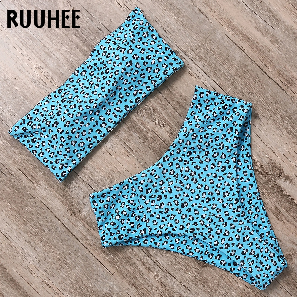 Bandage Bikini, Women's Swimsuit, High Waist, Bikini Set, 2019 Bathing Suit, Push Up Maillot De Bain Femme Beachwear 23
